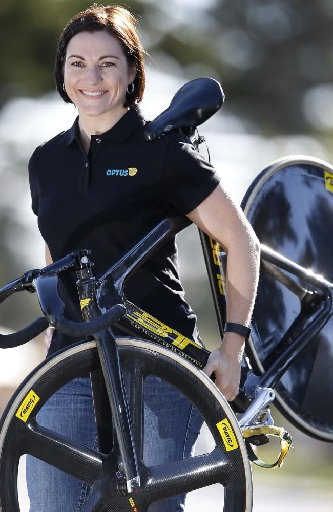 Rio Olympics 2016: Cycling star Anna Meares racing to Games, women in sport, Swoop | DailyTelegraph