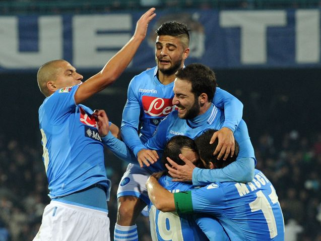 Naples smile, Insigne to recovery: in under a month in the field