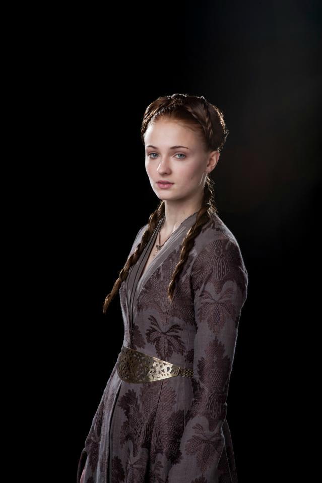 HnaS Epic Dress Robes Sansa Stark