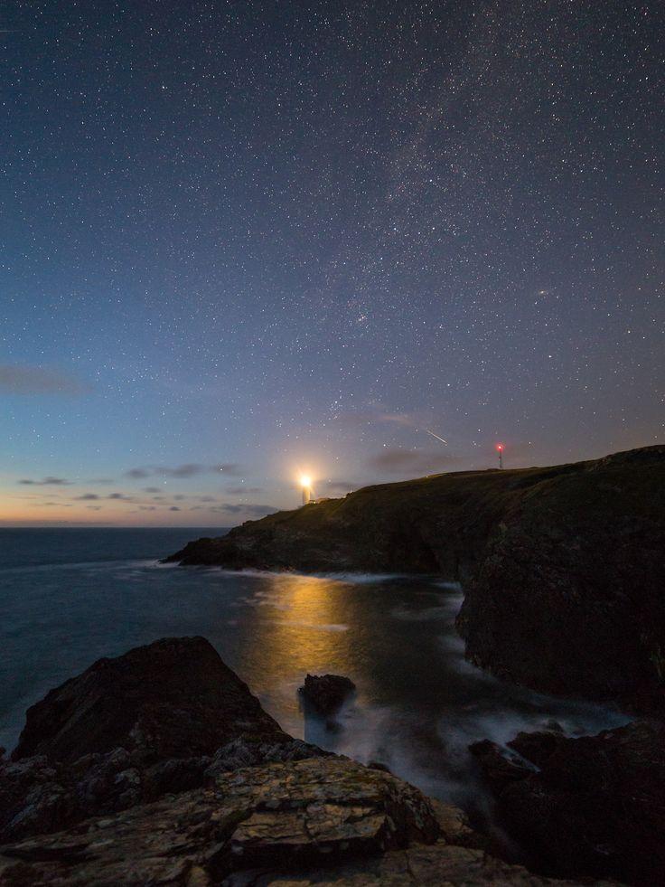 Trevose Head Lighthouse - Cornwall - England (by Alejandro Roman Gonzalez)