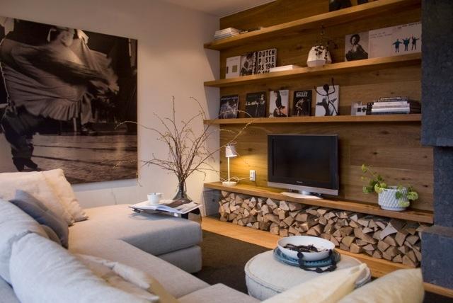 Woonkamer living ontwerp design marijke schipper d co interieur exterieur pinterest - Petit espace ontwerp ...