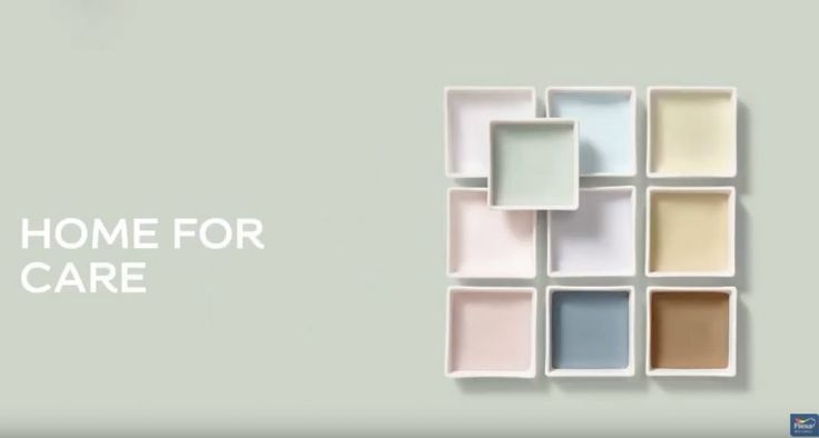 foto de Dulux colour of the year 2020 Tranquil Dawn™ Color of