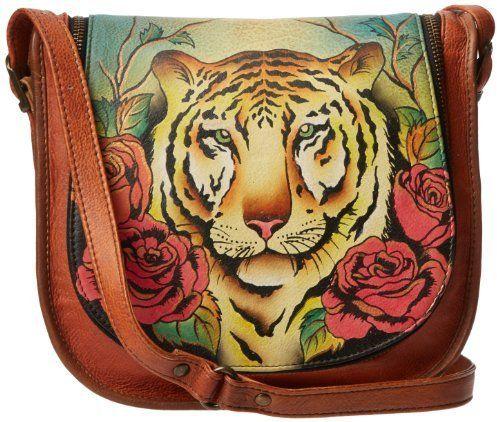 Anuschka 507-TGR Shoulder Bag on shopstyle.com