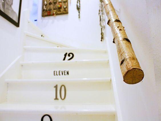 Die besten 25+ Birkenstamm Ideen auf Pinterest natürliche - rückwand küche selber machen