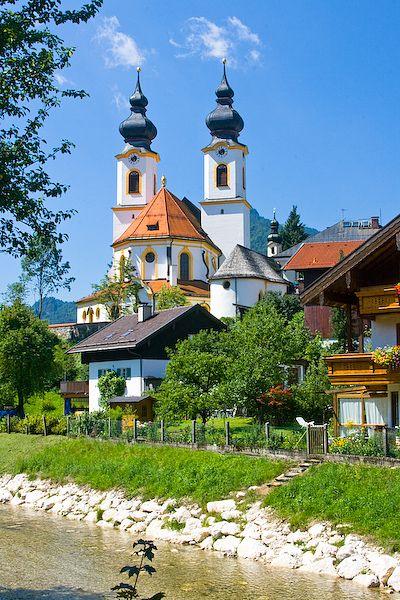 Aschau, Chiemgau, Bavière, www.destination-baviere.fr