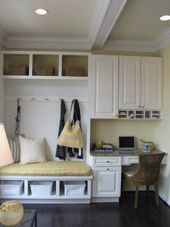 Chateau's - Beauvais - traditional - entry - dc metro - by Carlyn And Company Interiors + Design