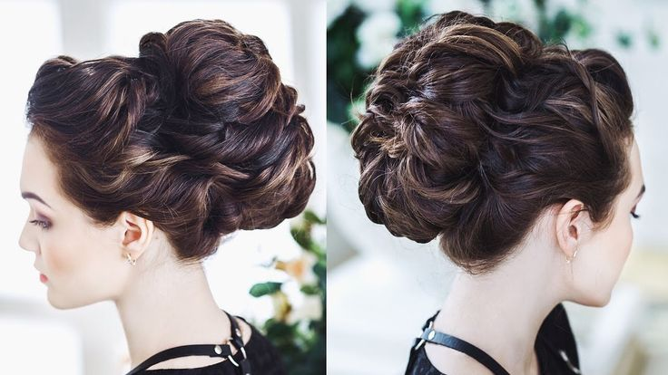 Hair Styles For Long Thick Hair: Best 25+ Thick Hair Updo Ideas On Pinterest
