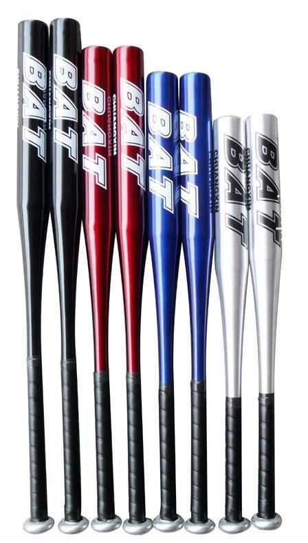 אלומיניום מחבטי בייסבול סגסוגת אלומיניום bat סופטבול bat אימון חוזק גבוהה בייסבול מקל bat 20 25 28 30 32 34 inch באיכות