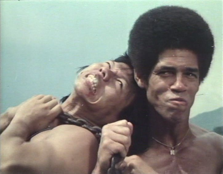Tattoo Connection (1978) Bolo Yeung Vs. Jim Kelly