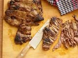 Alton's Fan-Favorite Skirt Steak Prepare Alton's tender, juicy steak for dinner tonight, and feature leftover meat in fajitas or tacos this week for a no-fuss supper.