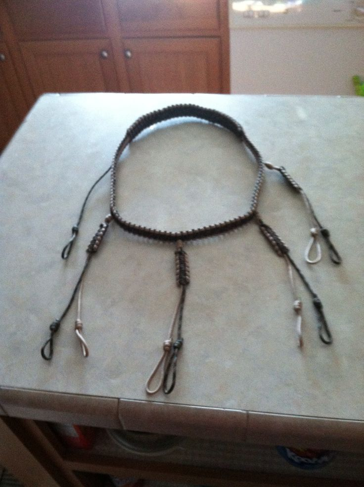 paracord duck call lanyard instructions