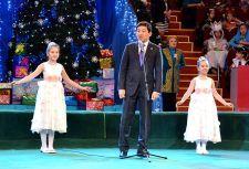 Как передает КАЗИНФОРМ - В Алматы состоялась елка от имени акима города. В этот день дети смогли насладиться яркой шоу-программой, которая включала выступления детских коллективов и артистов цирка.«Сегодня проводится новогодняя ...