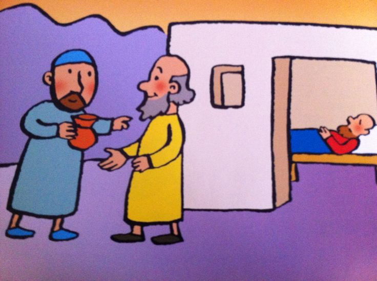 De barmhartige Samaritaan (8)