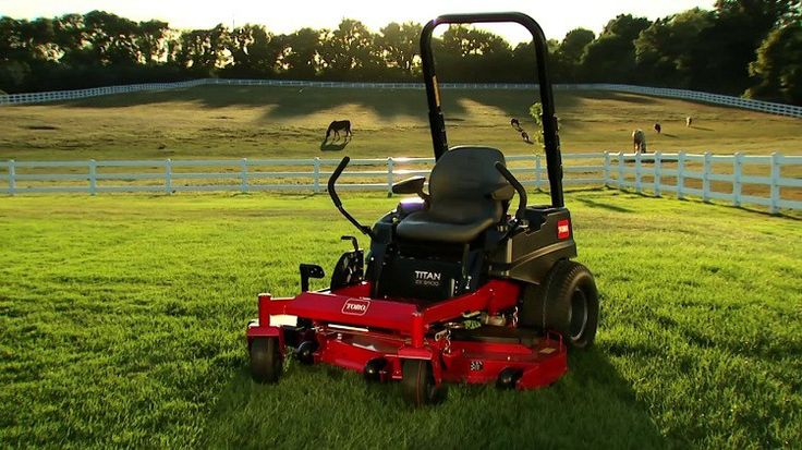 Zero Turn Mowers Are The Top Choice For Commercial Lawn