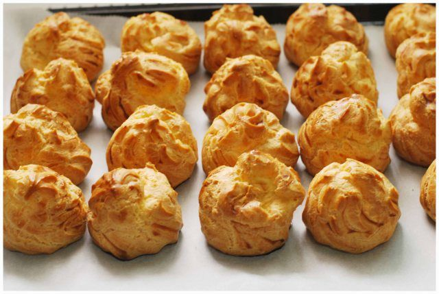 how to make perfect profiteroles