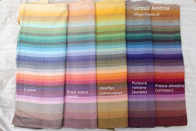 Girasol Amitola Purpura $145