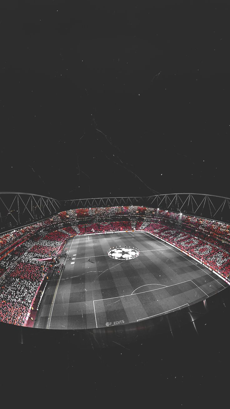 The Emirates. Lock screen.