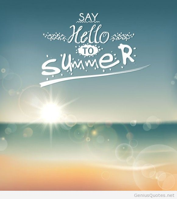 Free Summer Pictures And Quotes | Summer 2014 Quotes