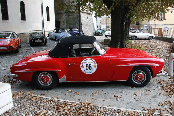 Alle Größen | MERCEDES 190 SL - 1961 | Flickr - Fotosharing!