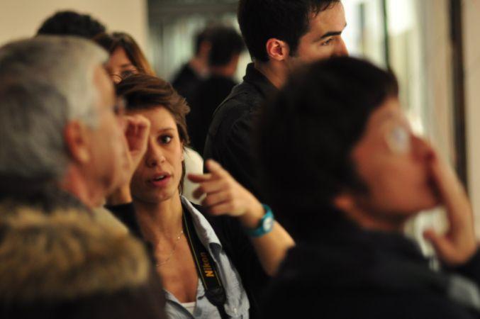 """Mostra """"Progetti di Giovani Architetti Italiani"""" - inaugurazione"""