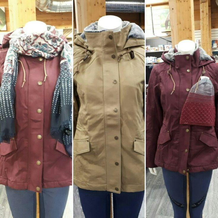 Venez essayer les nouvelles vestes de Noble Outfitters en magasin !