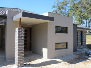 29 Best Brick And Render Exteriors Images On Pinterest