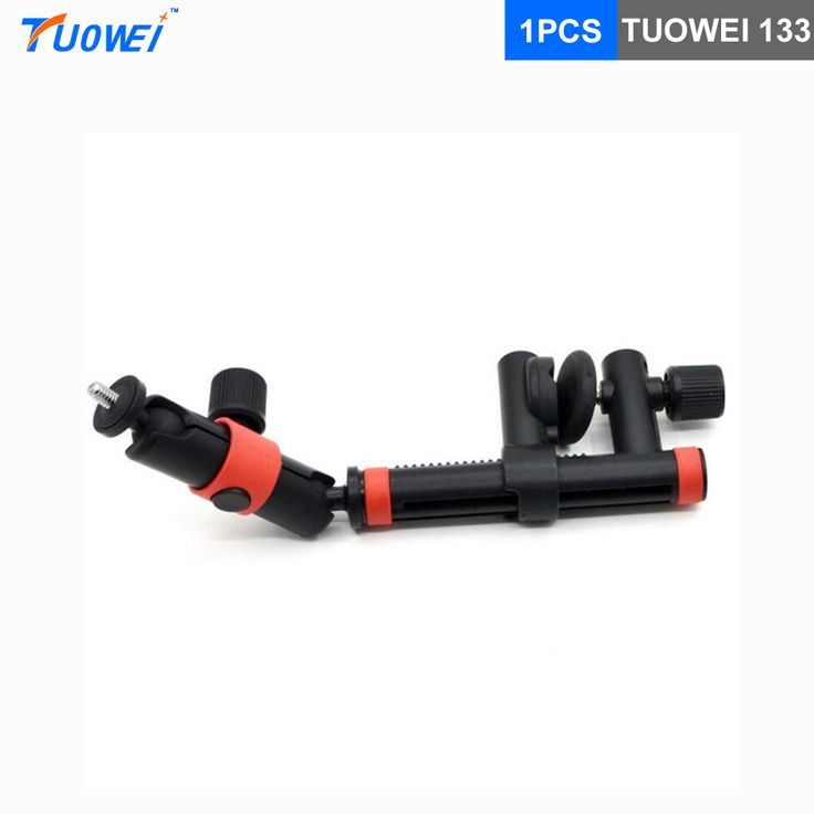 TUOWEI Multifunctional Bracket Clip Quick Release Clamp Mount For GoPro Hero 6 5 4 3 Xiaomi Yi SJCAM Sports Camera Accessories. Yesterday's price: US $22.87 (18.82 EUR). Today's price: US $15.55 (12.90 EUR). Discount: 32%.