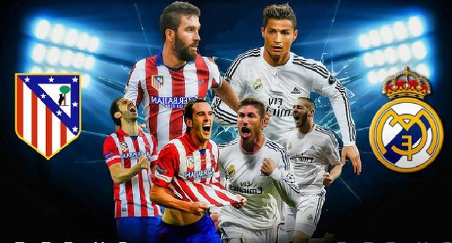 """Real Madrid vs Atletico Madrid Live streaming free preview   Real Madrid vs Atletico Madrid Live streaming free ON 2/27/2016  Real Madrid and Atletico Madrid face this Saturday no margin for error in the Spanish League led comfortably Barcelona distanced nine points 'realistic' rival eight of the 'rojiblanco' when remaining 13 dates remaining.  Even some like the side Atletico Madrid Luis Filipe and give the League for loss. """"Regardless of what happens in the 'derby' and we said goodbye…"""