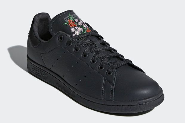 adidas Adorns the Stan Smith With Floral Embroidery ...