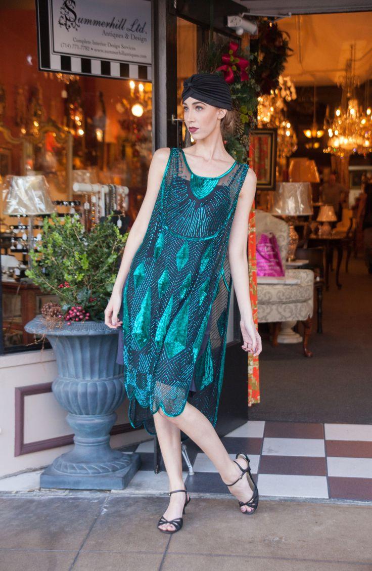 The Bijou Tabard Gown