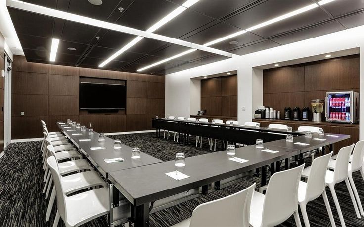 Private Meeting Room for 64 at Courtyard by Marriott Long Island City/ Manhattan View | LiquidSpace
