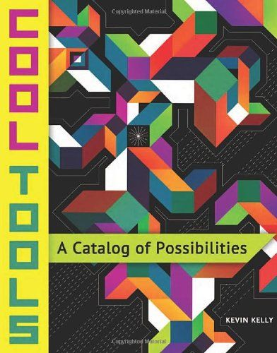 Cool Tools: A Catalog of Possibilities by Kevin Kelly http://www.amazon.com/dp/1940689007/ref=cm_sw_r_pi_dp_61RXub08XWJGV