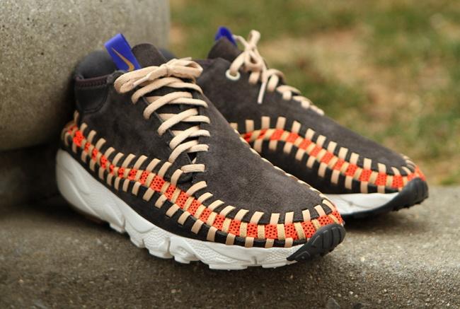 """Nike Air Footscape Woven Chukka """"Vachetta Brown"""""""