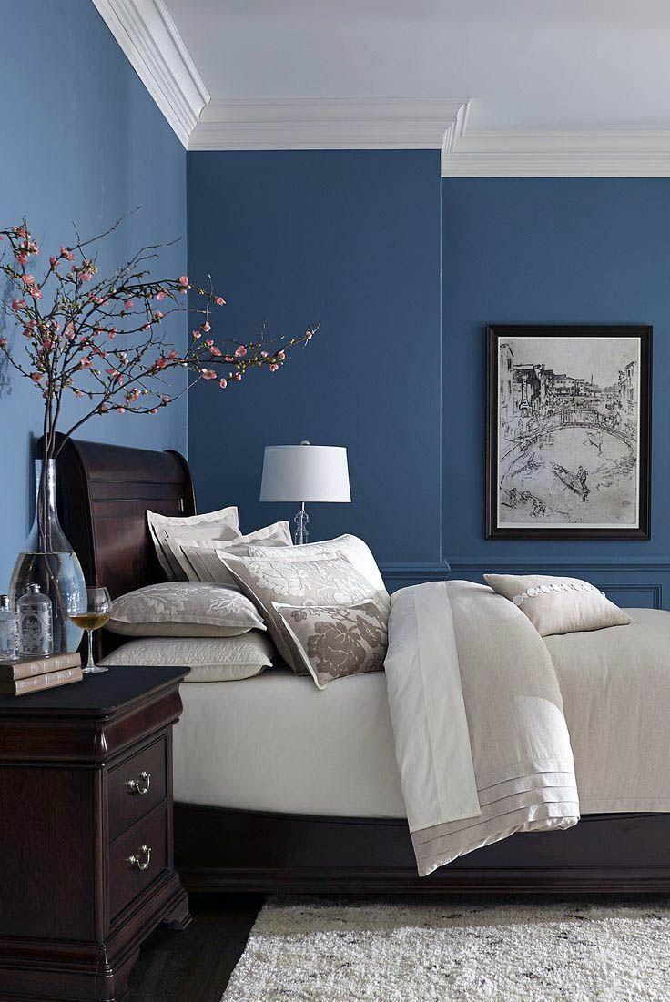 Excellent Bedroom Color Schemes Best Bedroom Paint Colors Blue