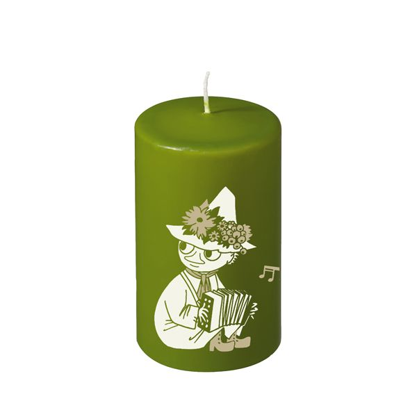Moomin candle