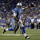 Detroit Lions quarterback Kellen Moore thought there was no way it would ever happen.