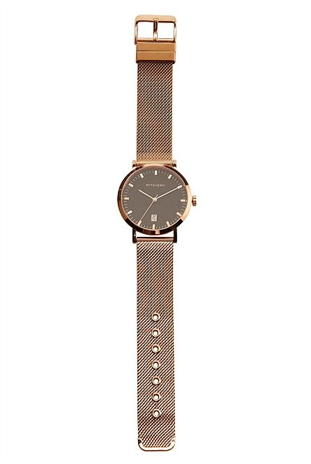 Willow Mesh Watch #WITCHERYSTYLE