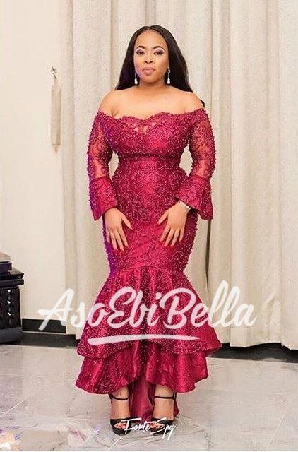 Bella Naija Fashion 2013 Images