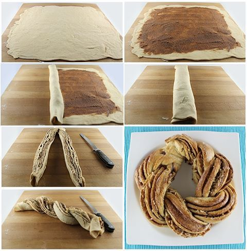 Kringle Estònia pas a pas a Thermocuina.cat - Kringle step by step #thermomix