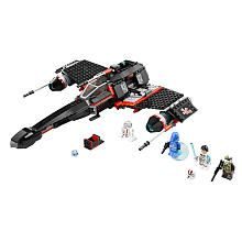 LEGO Star Wars Jek-14 Stealth Starfighter (75018)