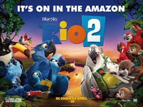 ♬Animation Movie♬ Watch Rio 2 Full Movie Streaming Online HD