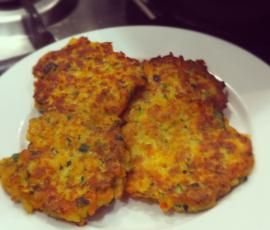Recipe Very Veggie Fritters by This is Taryn - Recipe of category Main dishes - vegetarian