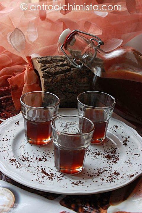 L'Antro dell'Alchimista: Liquore al Caffè