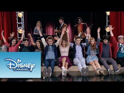 "Violetta: Momento Musical: Todos cantan ""Friends 'Till The End"" - YouTube"