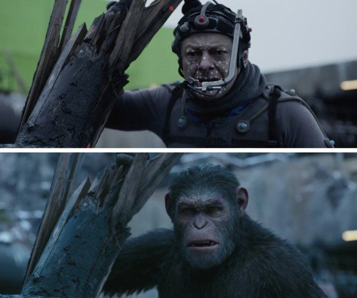 War for the Planet of the Apes Visual Effects Featurette