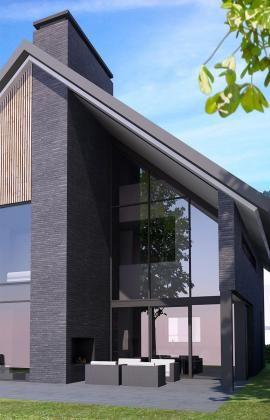 Eigentijdse woning Route 1066 © Building Design Architectuur