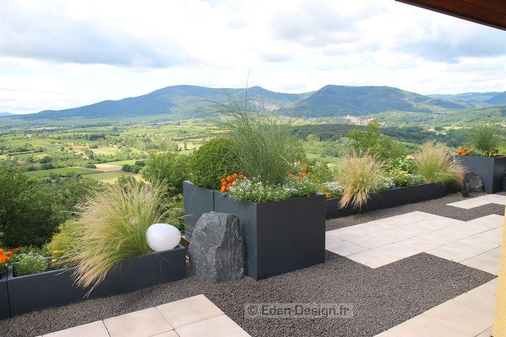 Best 39 jardin am nagement ext rieur par eden for Amenagement de jardin contemporain