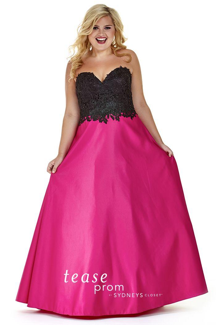 124 best Plus Size Prom Dresses images on Pinterest | Big sizes ...
