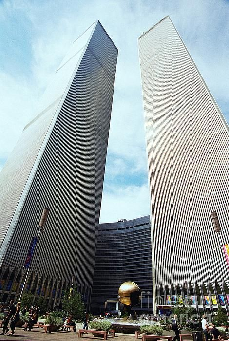 Our Twin Towers ~ The World Trade Center