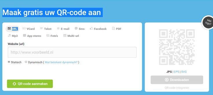 10 mogelijkheden voor de QR code in een kleutergroep!